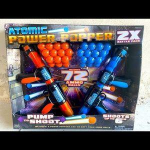 Atomic Power Popper 2x battle pack